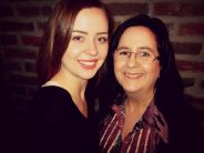 Sara en mama
